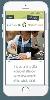 Clanmore Montessori - Admissions