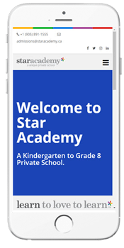 Star Academy - Admissions