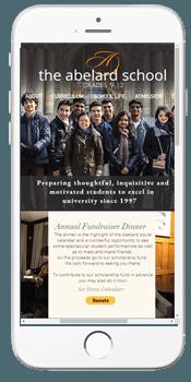 Abelard School - Admissions Info