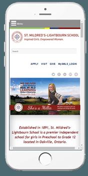 St. Mildred's-Lightbourn - Admissions Information