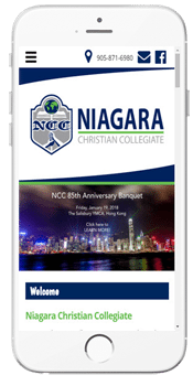 NCC - Admissions Information