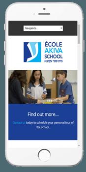 Akiva School - Admissions