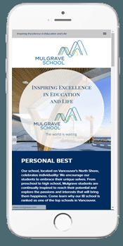 Mulgrave - Admissions Information