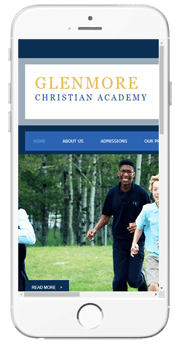 Glenmore Christian Academy - Admissions