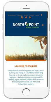 North Point School for Boys - Admissions