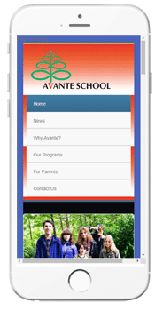 Avante School - Our Programs