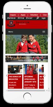 Brockton School - Admissions