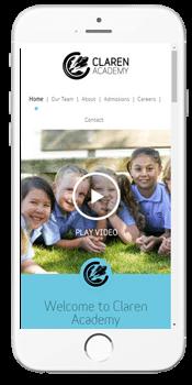 Claren Academy - Admissions Information