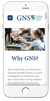 GNS - Admissions Information