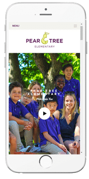 Pear Tree Elementary - Admissions