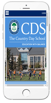 The Country Day School - Admissions Information