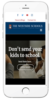 The Westside Schools - Admissions