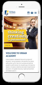 Urban Academy - Admissions Info