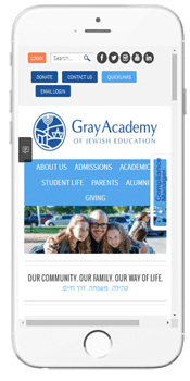 Gray Academy - Admissions
