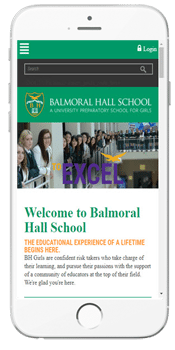 Balmoral Hall - Admissions Information
