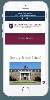 Century Private School - Enrollment Details