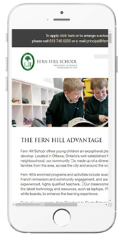 Fern Hill School - Programs