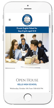 Kells Academy - Admissions Information