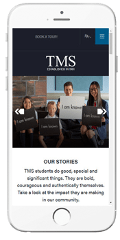 TMS - Admissions Information