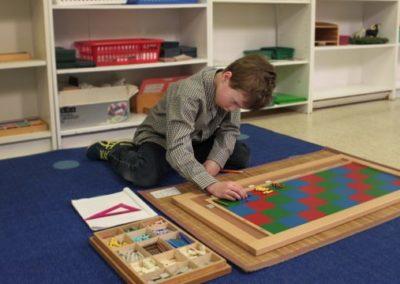 Beyond Montessori School