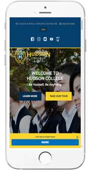 Hudson College | Admissions Info