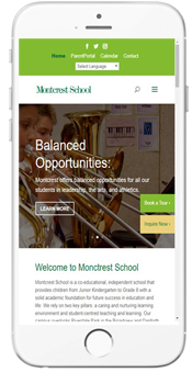 Montcrest - Admissions Information