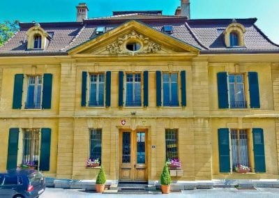 Neuchâtel Junior College