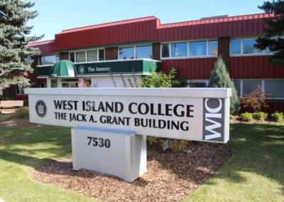 West Island College