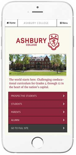 Ashbury College - Admissions Information