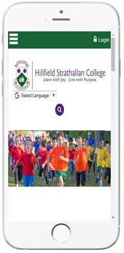 Hillfield Strathallan Admissions Information