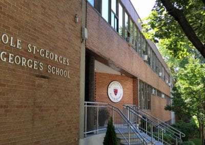 St. George's School of Montreal