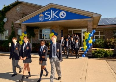 St. John's-Kilmarnock School
