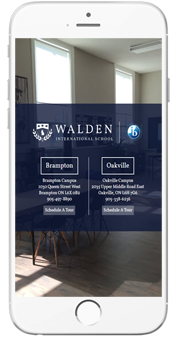 Walden - Admissions Info