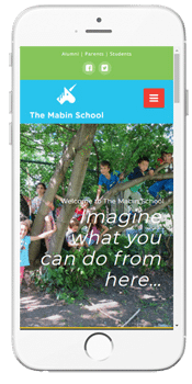 The Mabin School - Admissions