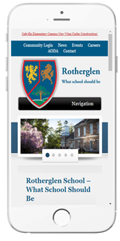Rotherglen - Admissions Info