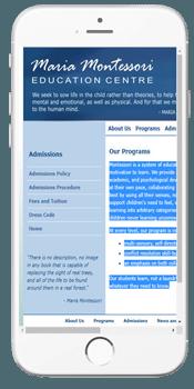 MMEC - Admissions Information