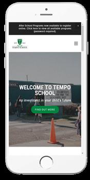 Tempo School - Apply