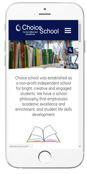 Choice School - Admissions