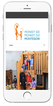 Monkey See Monkey Do Montessori - Admissions