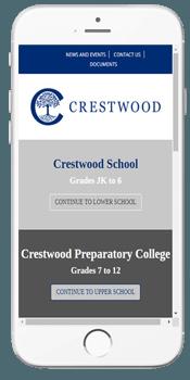 Crestwood - Admissions Info