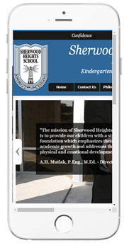 Sherwood Heights School - Admissions Information