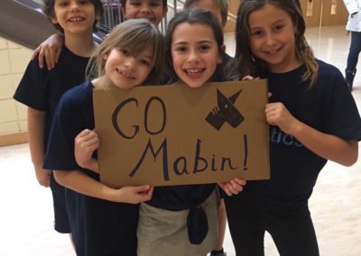 The Mabin School