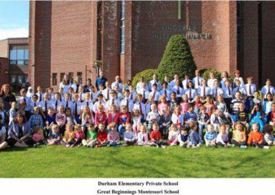 Durham Elementary, Durham Academy and G.B.M.S.