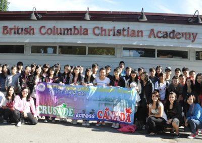 B.C. Christian Academy