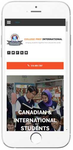 College Prep International - Curriculum Information