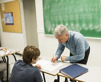 UTS SchoolAdvice Profile