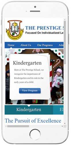 Prestige School - Admissions Information