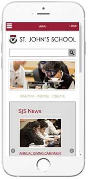 St. John's School - Admissions Info