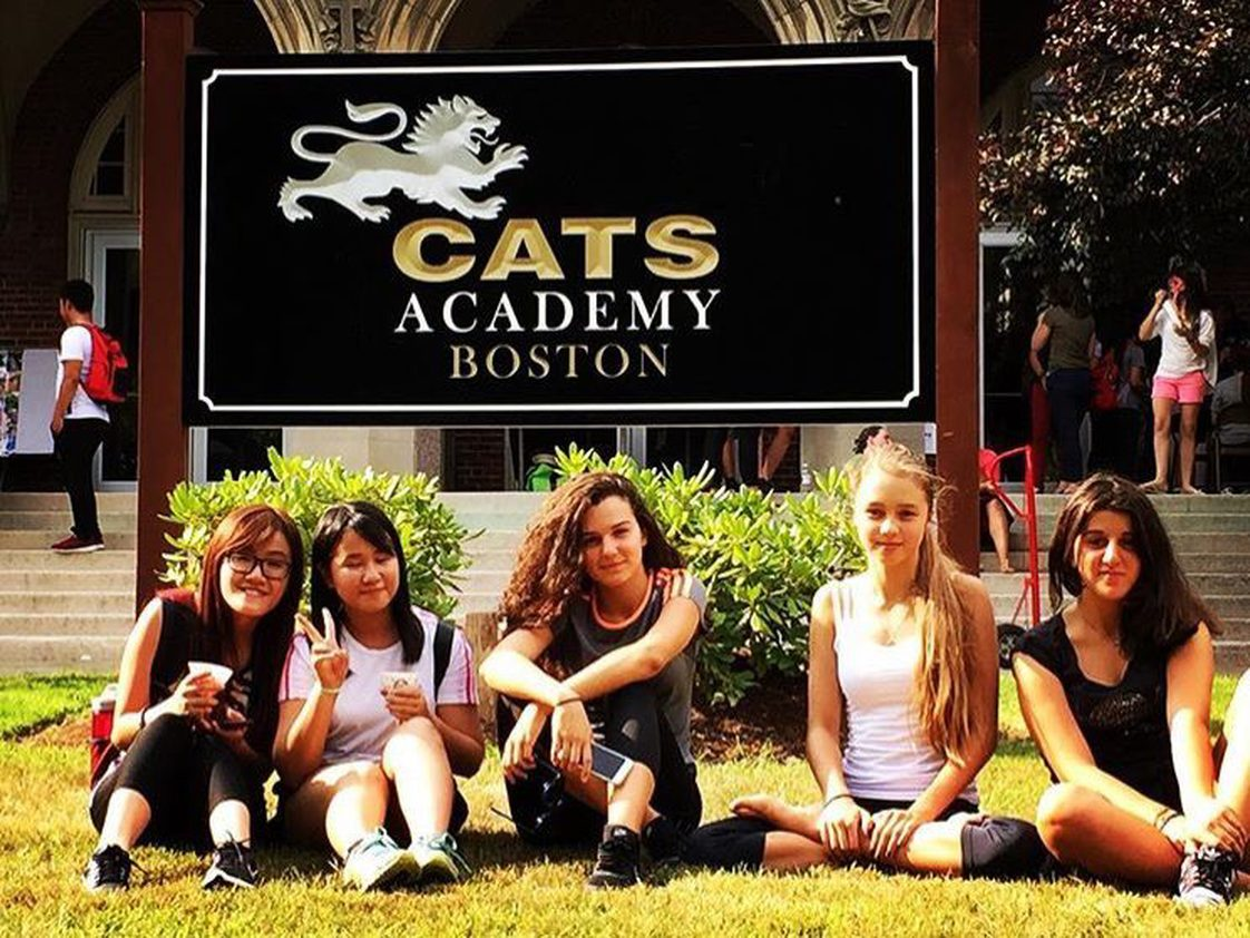 Kết quả hình ảnh cho cats boston academy