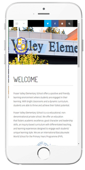Fraser Valley Elementary - Admissions Info